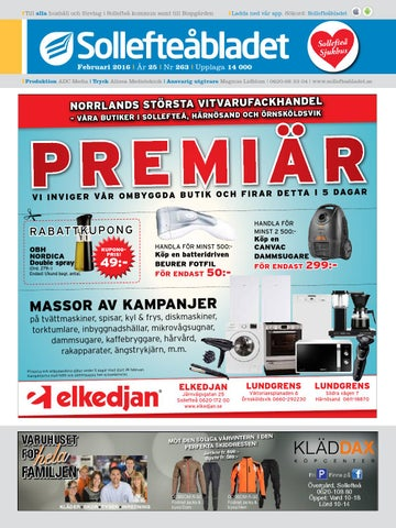 Solleftebladet 1903 by ADC Media - issuu