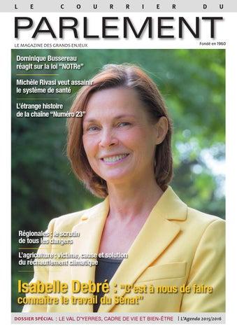 5cb90ff83866fd Le Courrier du Parlement - N°859 by Le Courrier du Parlement - issuu