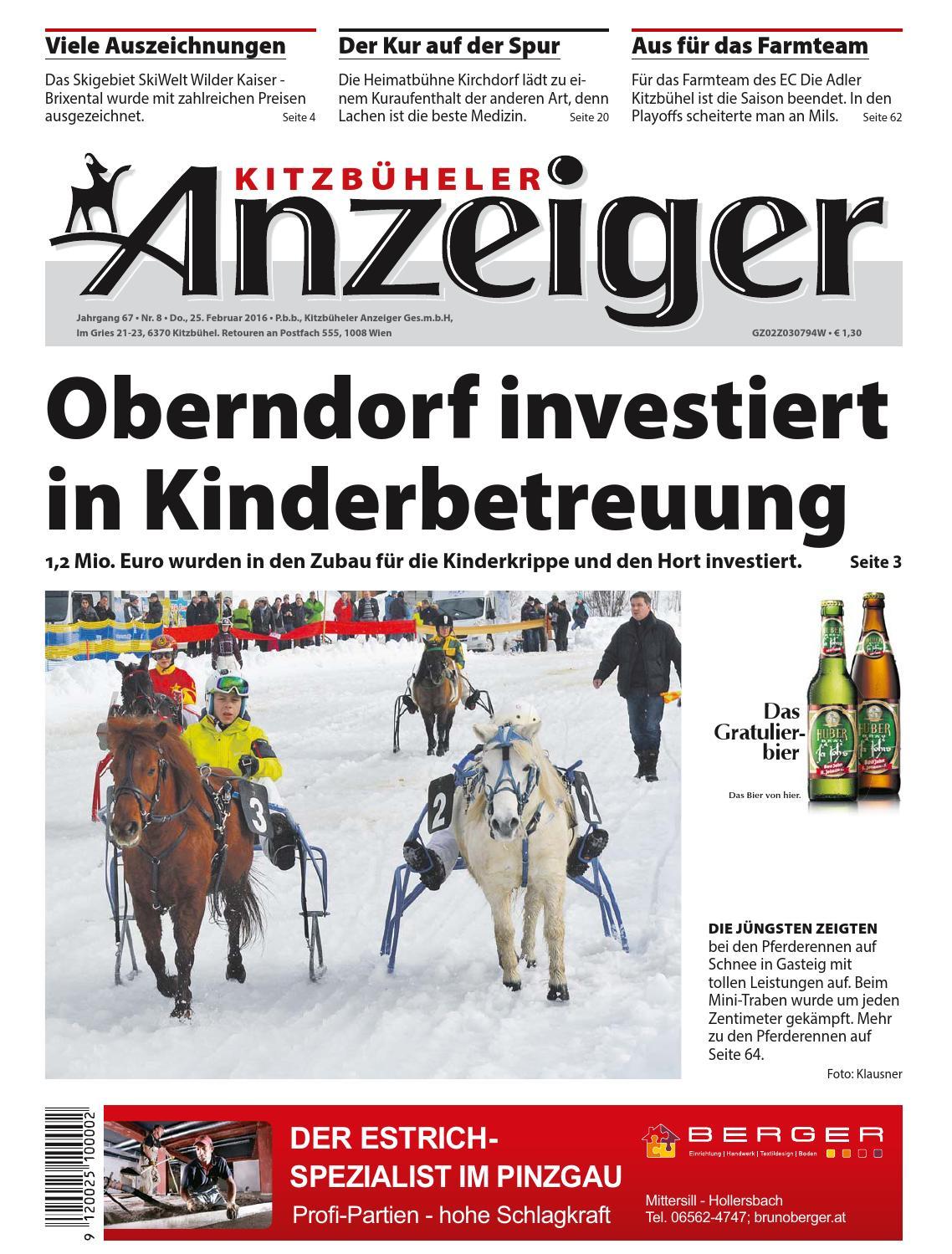 Kitzbüheler Anzeiger 08 2016 By Kitzanzeiger Issuu