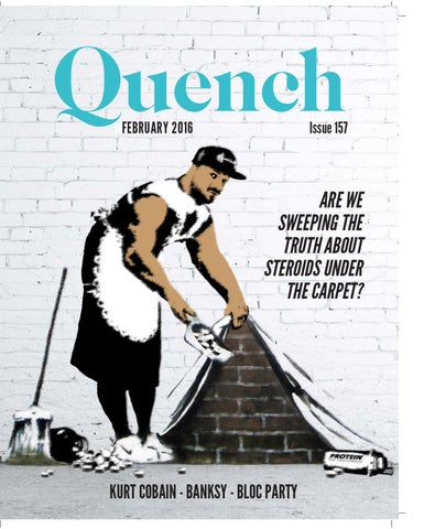 4327e513459 QUENCH Issue 157 by Cardiff Student Media - issuu