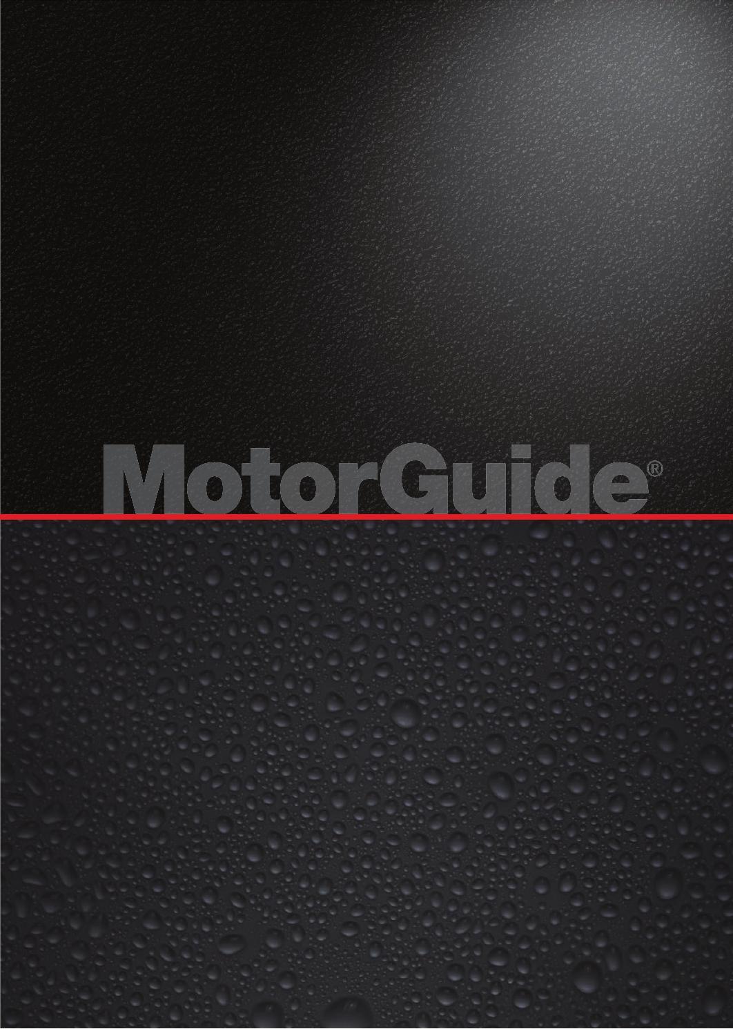 NEW MOTORGUIDE MARINE PROP KIT-WHITE MOT MGA089W