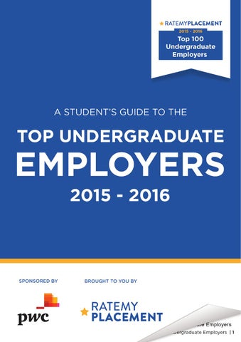 900fcac1a53 The Top Employers Guide 2015-2016 by RMP Enterprise Ltd - issuu