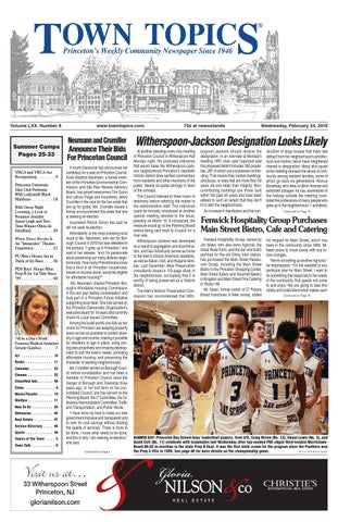3d43efc32e6 Town Topics Newspaper February 24
