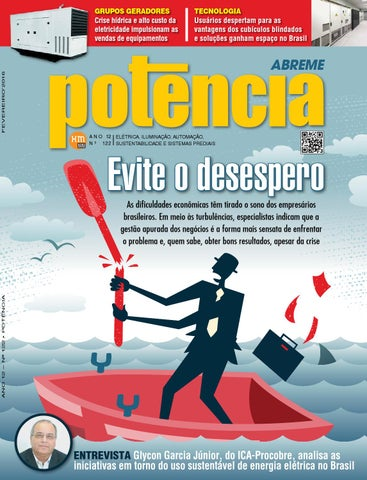 05e88153cfd Edição 122 da Revista Potência - Fevereiro de 2016 by Revista ...