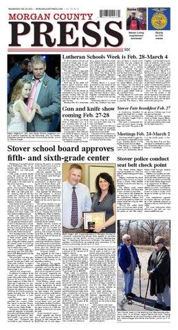 Morgan County Press Feb 24 2016 by Pipistrelle Press issuu