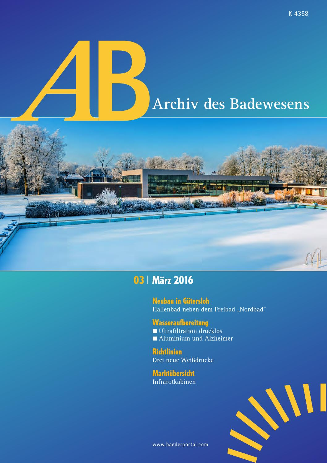 2016 03 00 by Baederportal - issuu