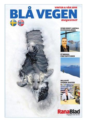 3aab6b52 Blå vegen vinter og vår 2016 by Rana Blad - issuu