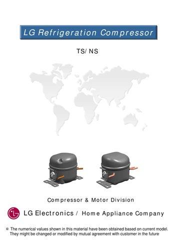 Lg Electronics Compressor Ts Ns By Everwell Issuu