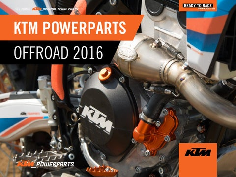 ktm powerparts street catalog 2016 usa by ktm group issuupage 1 including ktm powerparts offroad 2016