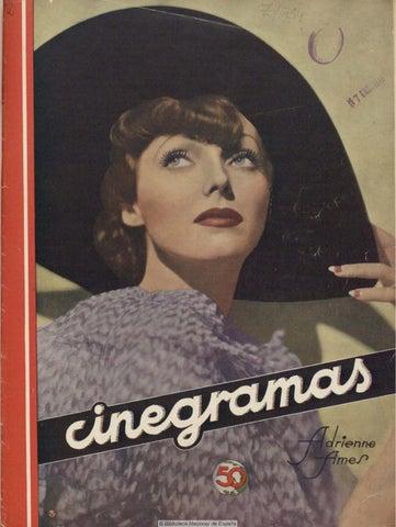 bcbdc26fbd2 Revista Cinegramas - Nº.42 by Santiago Aguilar - issuu