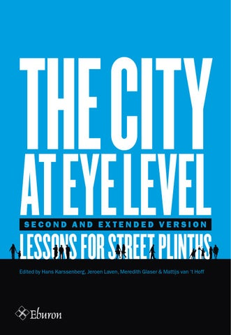 6d0881631a The City at Eye Level by STIPO - issuu