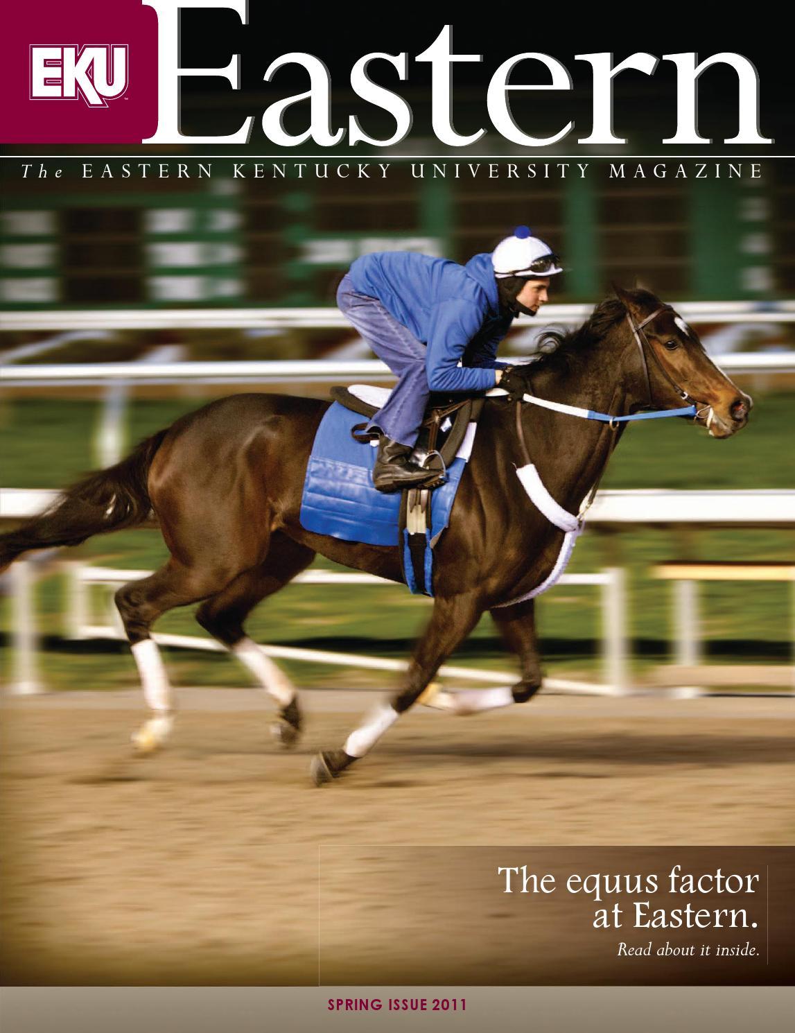 Eastern Kentucky University Magazine, Spring 2011 by ...