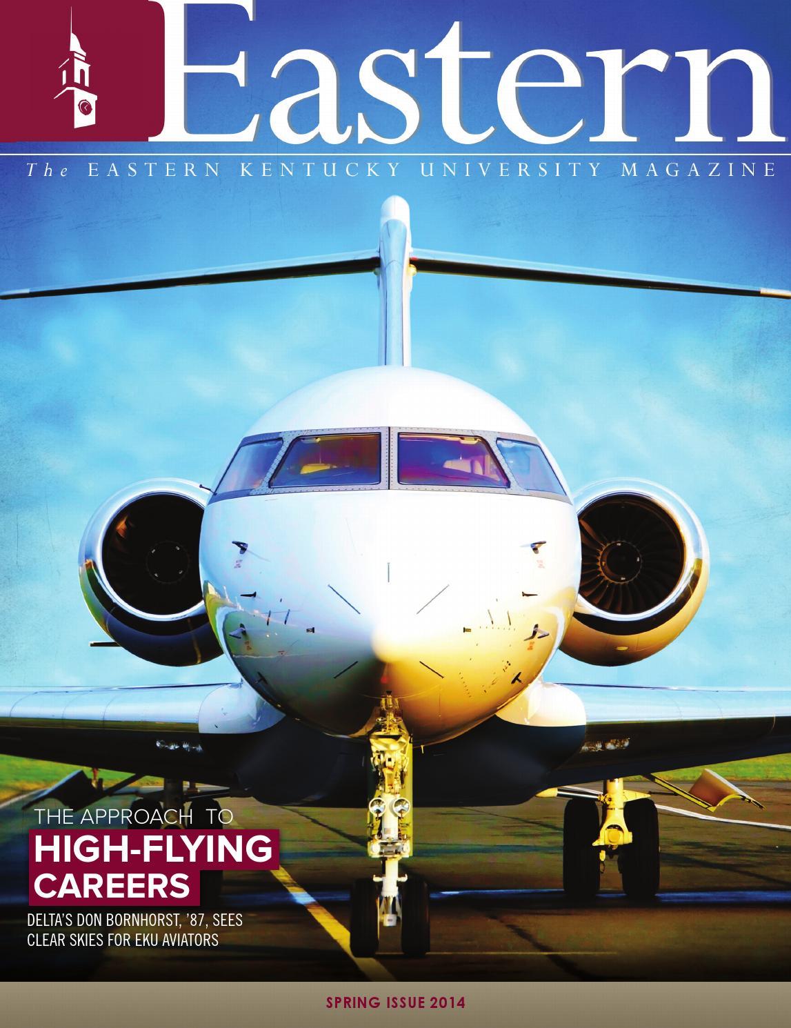 Eastern Kentucky University Magazine, Spring 2014 by ...