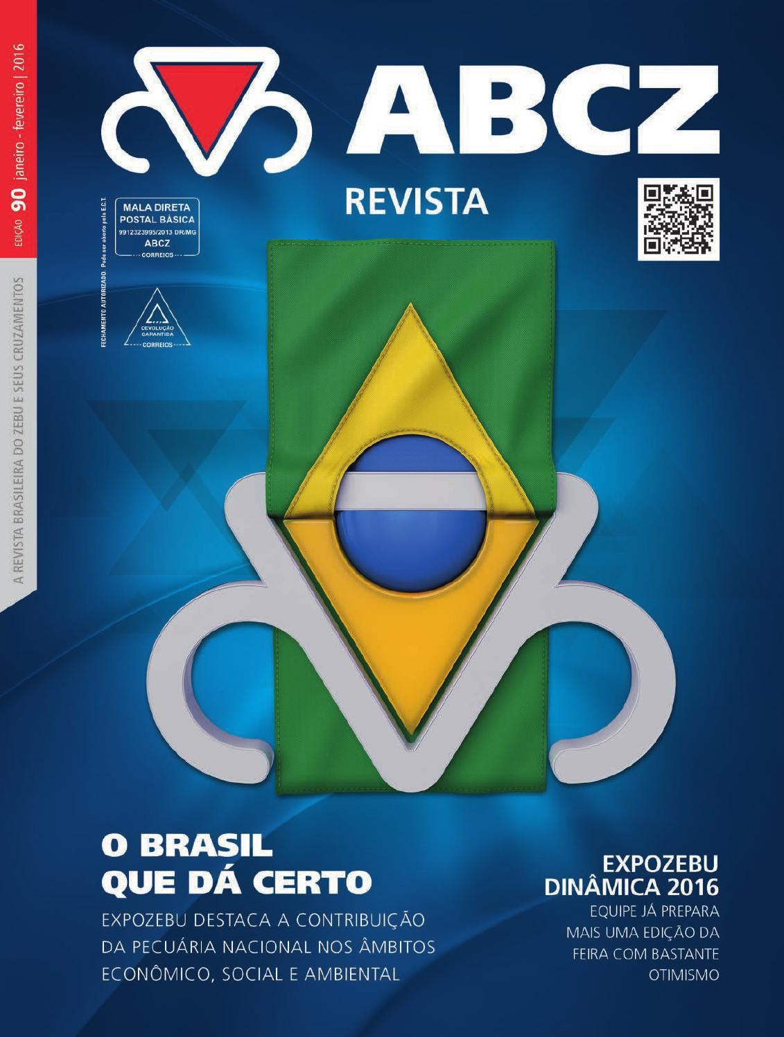 2446e60ca Revista ABCZ - Edição 90 by ABCZ - issuu