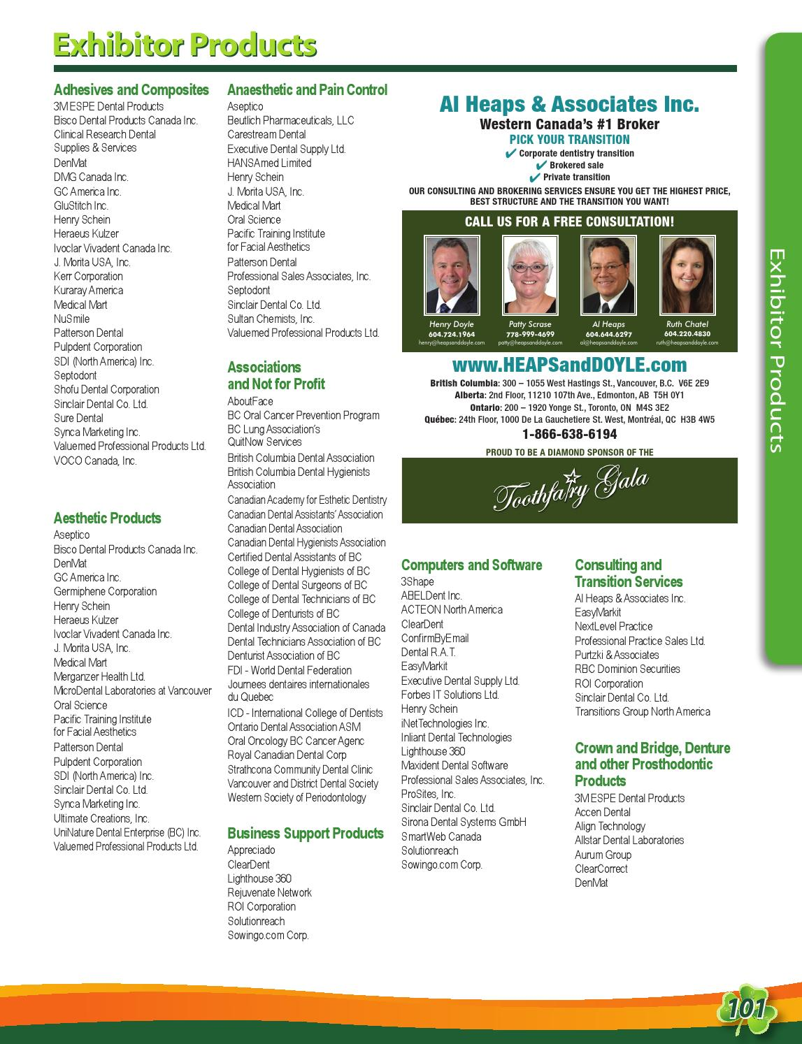 Pacific dental conference 2016 program by Pacific Dental