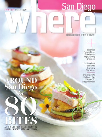WHERE San Diego Spring 2016 by SoCalMedia - issuu