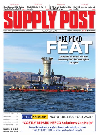 Supply Post West March 2016 by Supply Post Newspaper - issuu