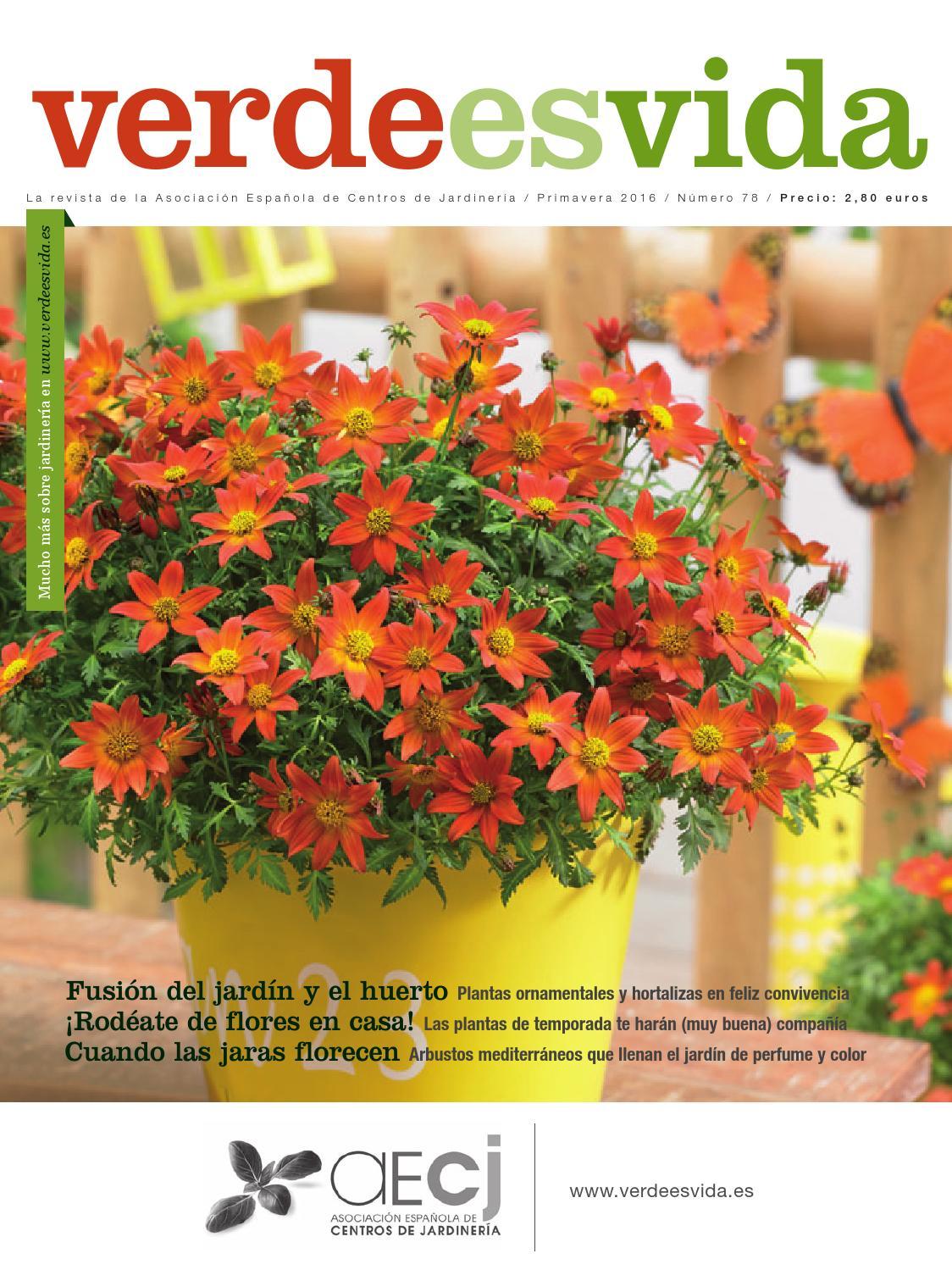 Vesvida78 primavera verano 2016 by garden cornnatur for Agro jardin estepona