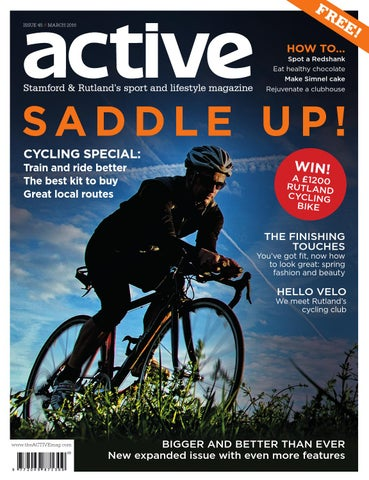 04e8c62769099 Active Magazine    Stamford   Rutland    March 2016 by Active ...