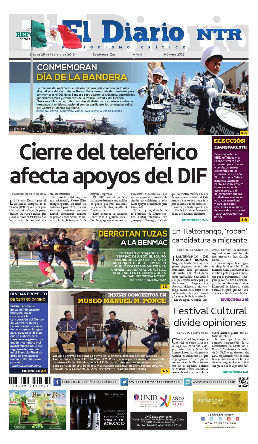 fe0224a382d06 20160225 by NTR Medios de Comunicación - issuu