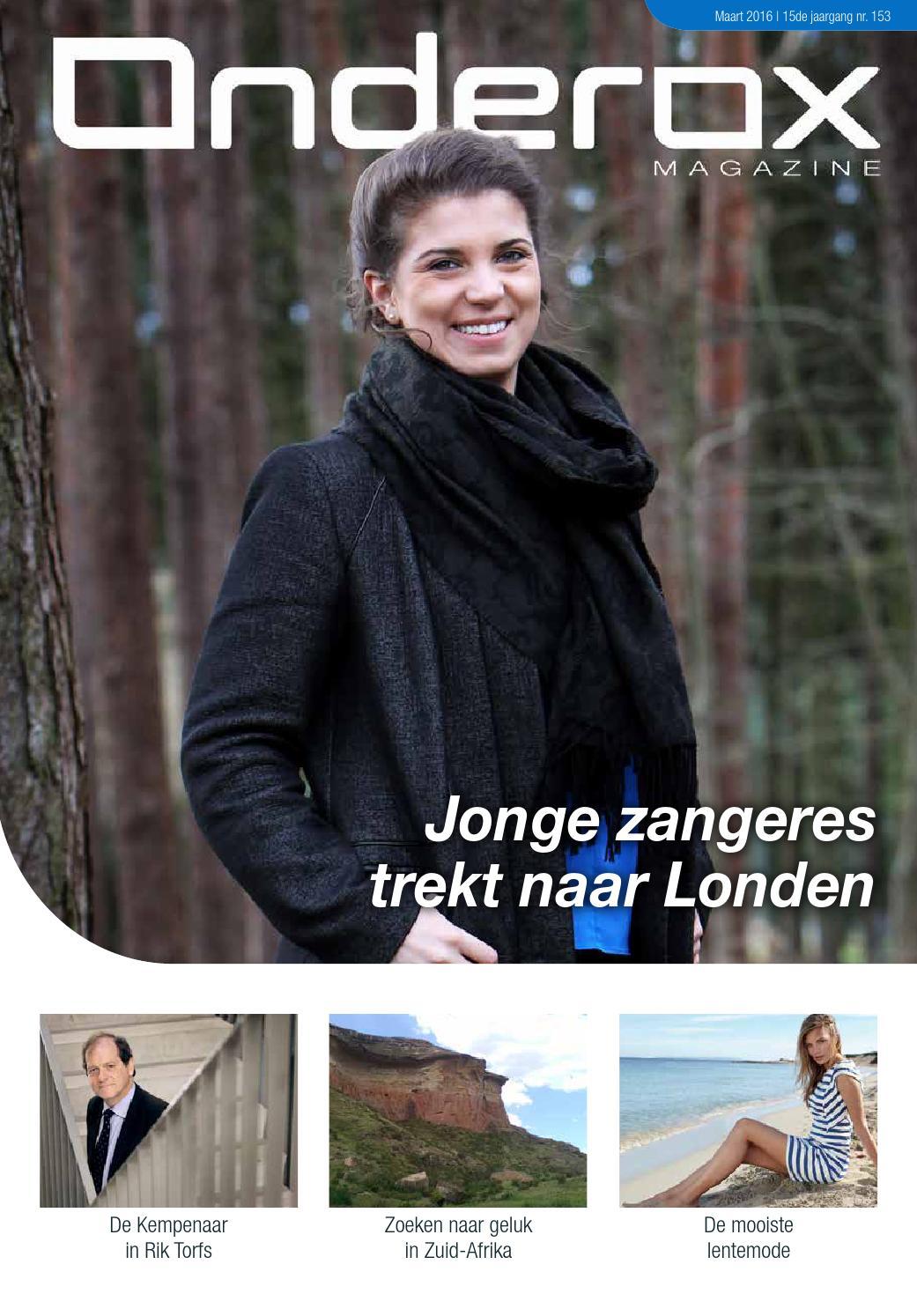 Onderox maart 2016 by de heuvel uitgeverij issuu for Cockaert interieur