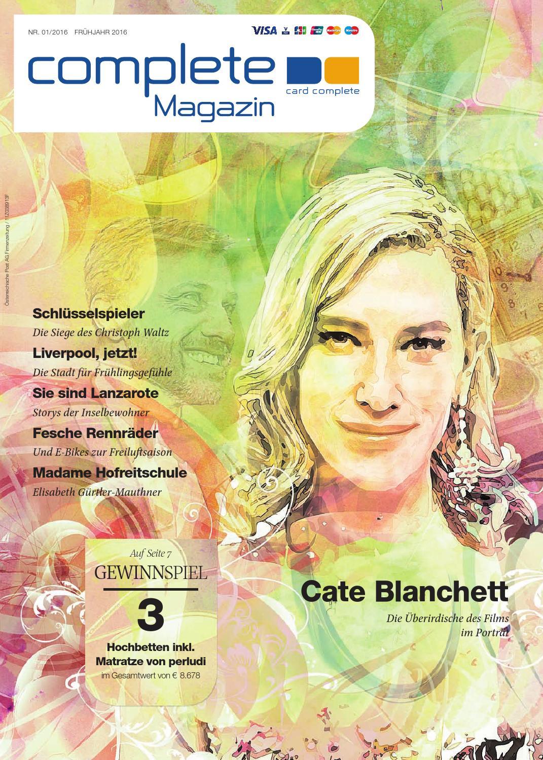 COMPLETE PARTNER 116 by Falter Verlagsgesellschaft m.b.H.