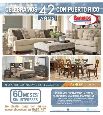 Attractive Mueblerías Berrios | Shopper Celebramos 42 Años Con Puerto Rico By ...