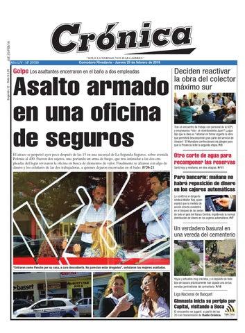 8c7d3680310a4f34db961567b27f0788 by Diario Crónica - issuu 304dd1b8335