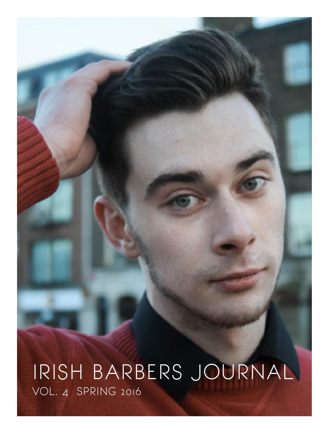 Irish Barbers Journal Volume 4 By Dublin School Of Barbering Issuu