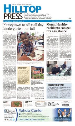 Hilltop Press 022416 By Enquirer Media Issuu