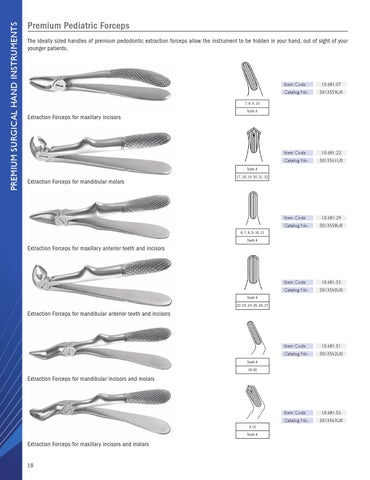 Veterinary surgical instruments: an illustrated guide | vetbooks.