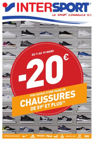PagesBy Intersport France Spécial Chaussures12 Issuu nm80Nw
