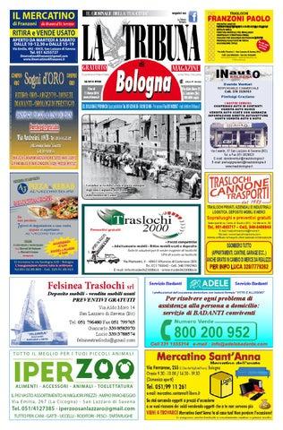 d0c3a52252 La Tribuna n. 928 Febbraio-Marzo 2016 by La Tribuna srls - issuu