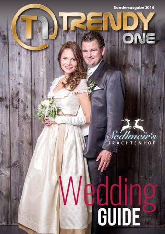 Trendyone Wedding Guide 2016 By Ad Can Do Gmbh Co Kg Issuu