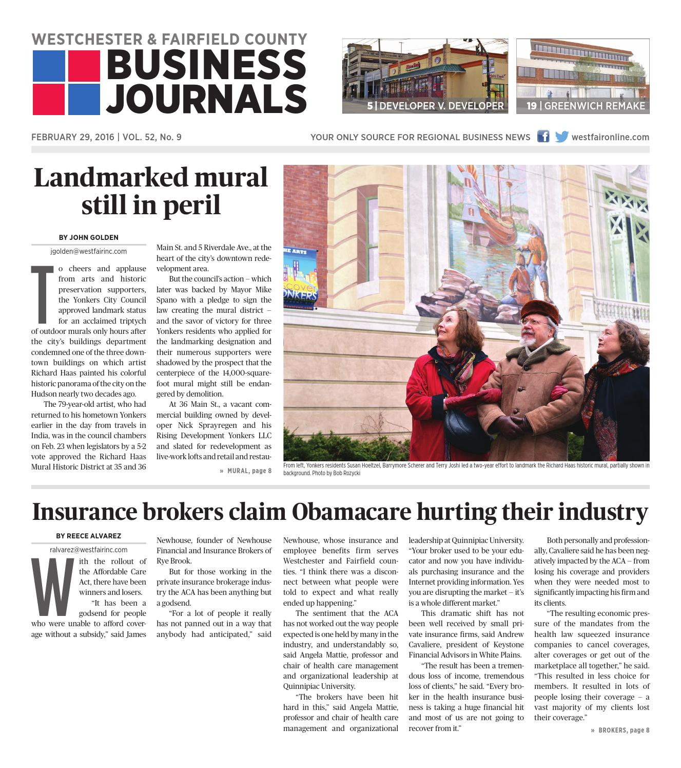 Westchester fairfield county business journal 022916 by wag westchester fairfield county business journal 022916 by wag magazine issuu fandeluxe Images