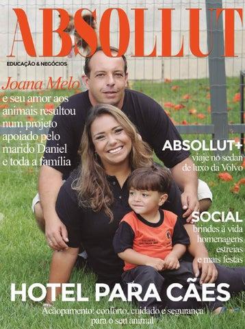 Revista ABSOLLUT Educação   Negócios ed nº 40 fev março 16 by ... 8daf32f181