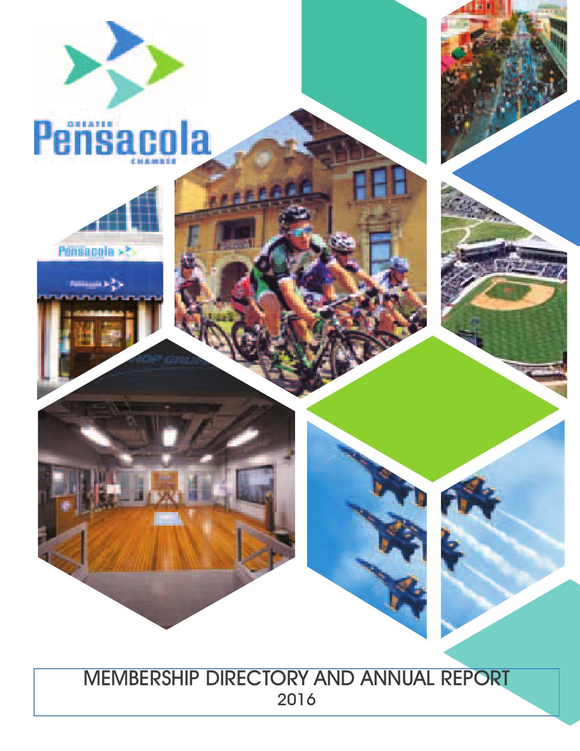 Greater Pensacola Area Chamber Of Commerce Directory And