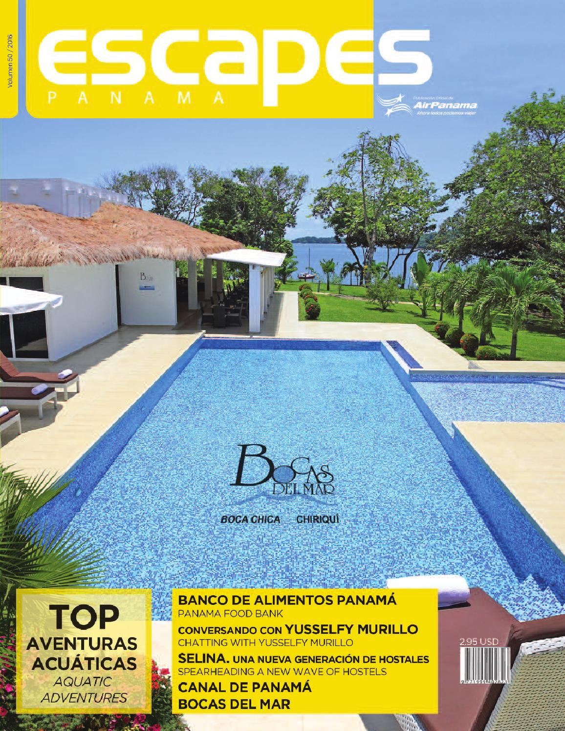 Escapes 50 by Escapes Panama - issuu