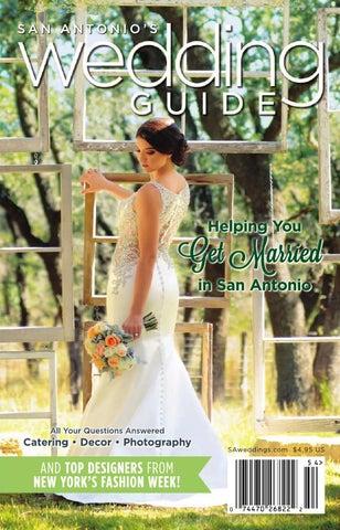 b1c127ae2f San Antonio s Wedding Guide  54 by Texas Wedding Guide - issuu