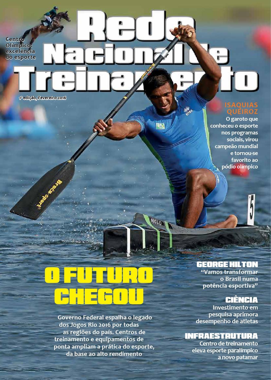 Revista Rede Nacional de Treinamento - 1ª edição by Ministério do Esporte -  issuu 902f1e77ed7a4
