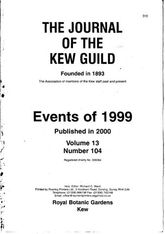 V13s104p315 all by Kew Guild Journal - issuu
