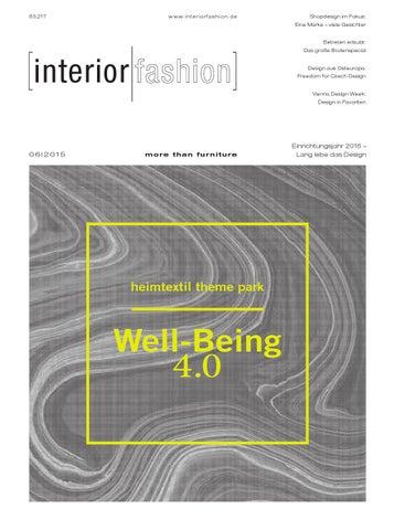 Interiorfashion 1 2016 by InteriorFashion - issuu 586f78b7ed