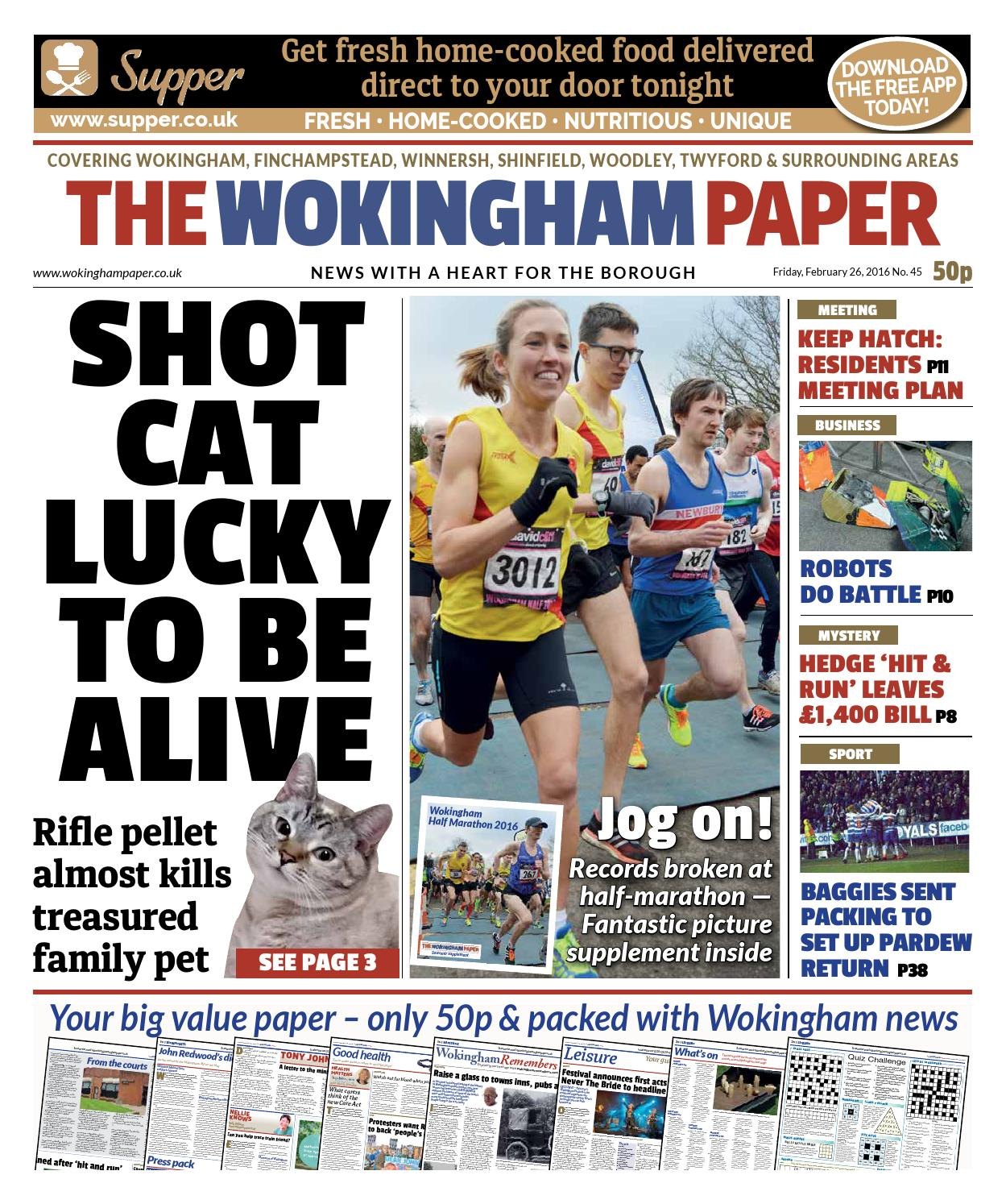 Wokingham Paper February 26 by The Wokingham Paper - issuu 2eda0d2b8ff2