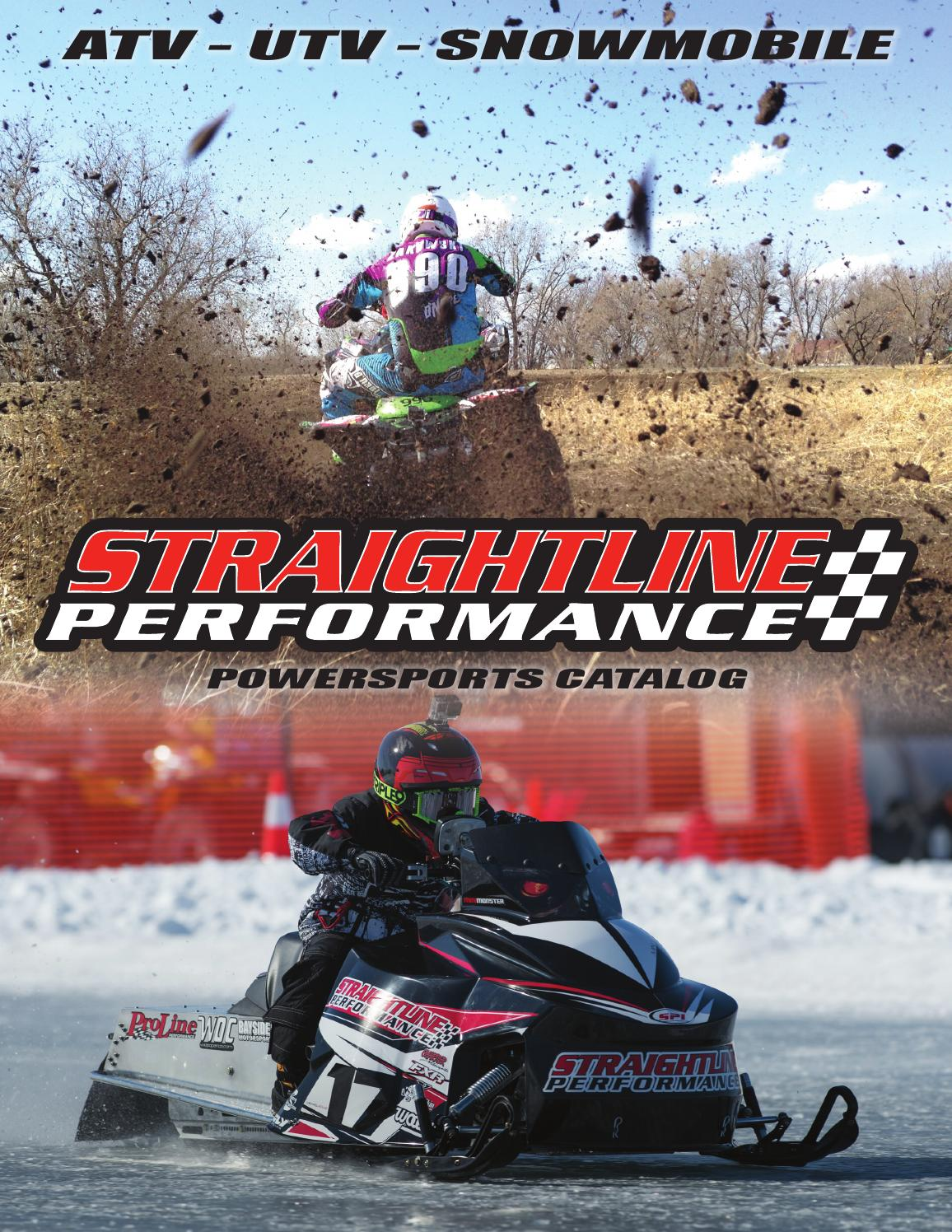 Straightline Performance Powersports Catalog 2016 by Straightline  Performance - issuu