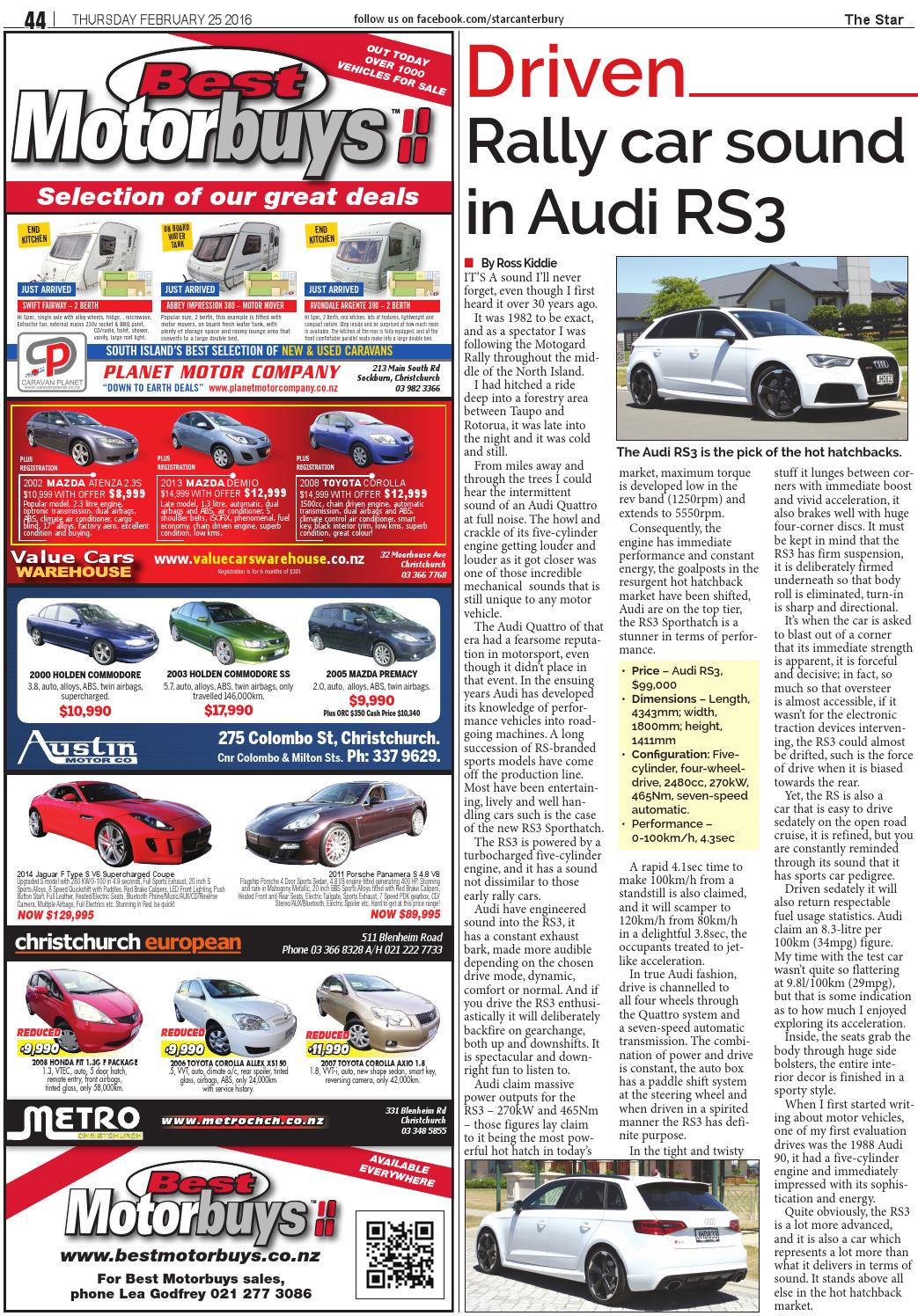 The Star 25-02-16 by Local Newspapers - issuu