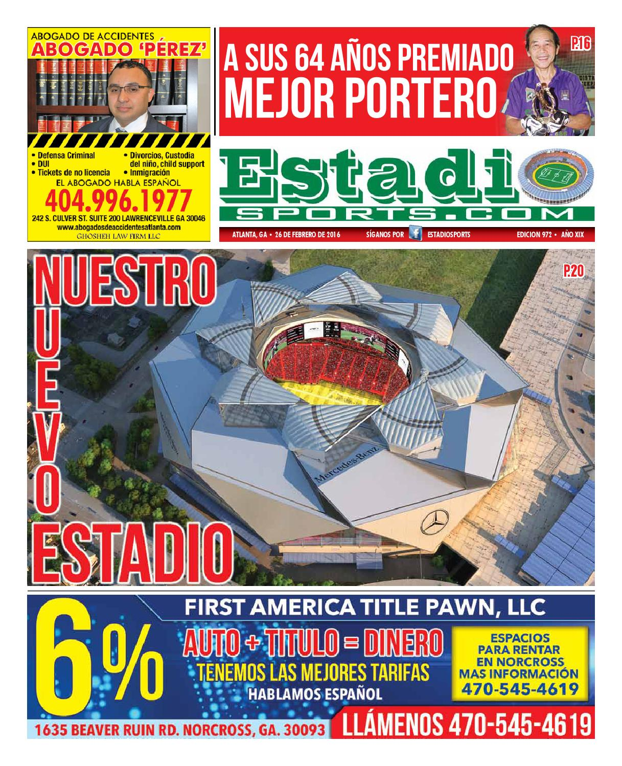 ESTADIO by Estadiosports.com - issuu