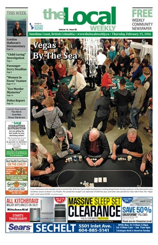 Local weekly february 25 2016 by the local issuu page 1 fandeluxe Choice Image