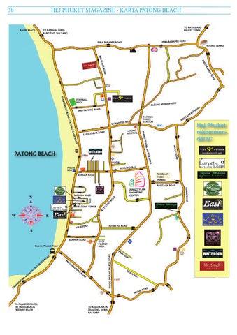 Karta Thailand Patong.Hej Phuket Nr 16 Mars April 2016 Webbversion By Hej Phuket Issuu