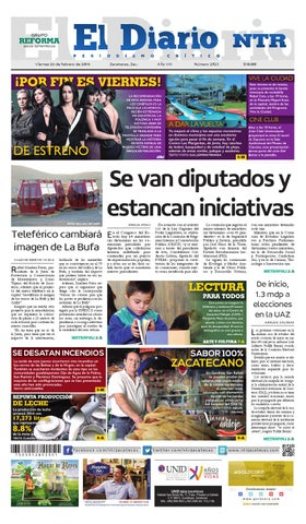 20160226 by NTR Medios de Comunicación - issuu 9fbb30fdb26