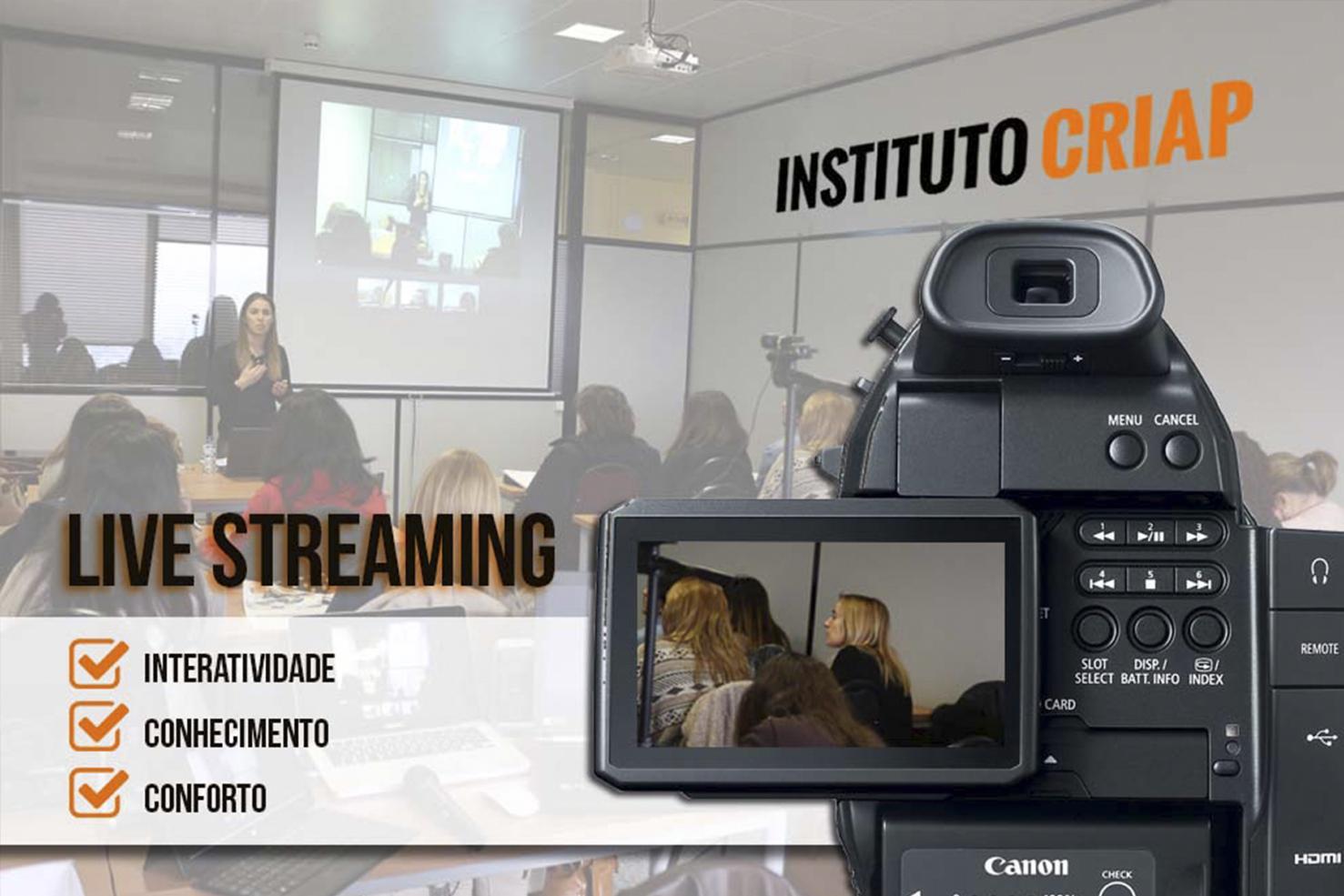 Tudo sobre o Live Streaming by Adélia Magalhães - Issuu